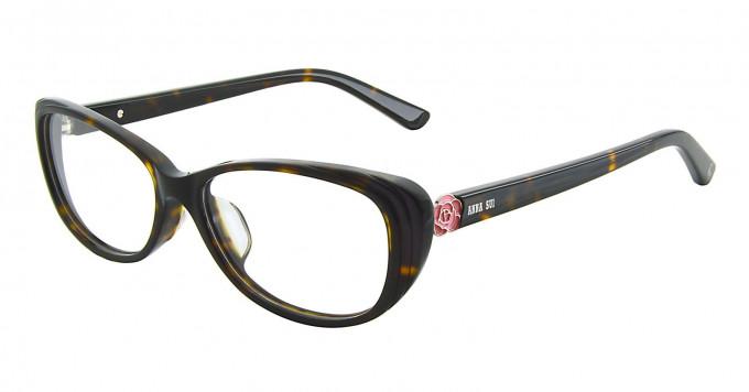 Anna Sui AS606 Glasses in Demi