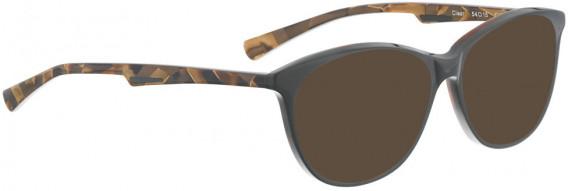BELLINGER CLEAR sunglasses in Green