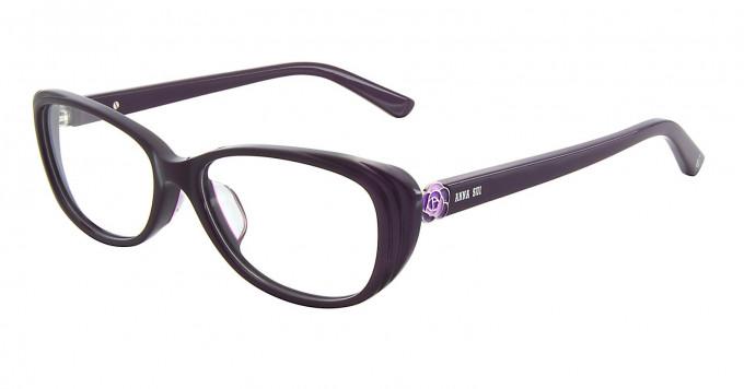 Anna Sui AS606 Glasses in Purple