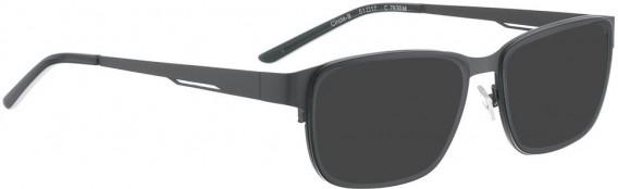 BELLINGER CIRCLE-9 sunglasses in Grey