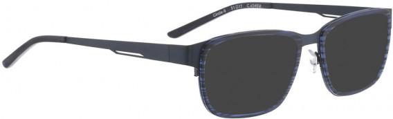 BELLINGER CIRCLE-9 sunglasses in Blue