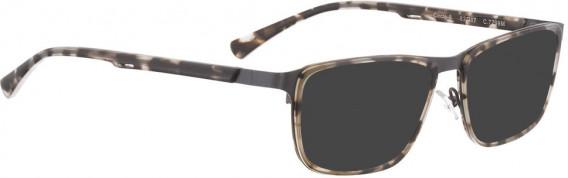 BELLINGER CIRCLE-6 sunglasses in Matt Grey