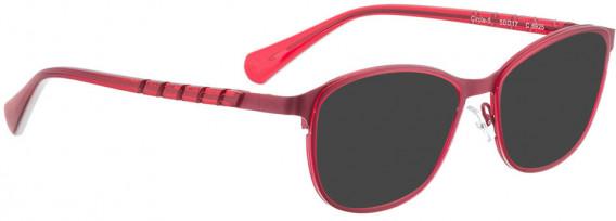 BELLINGER CIRCLE-5 sunglasses in Pink