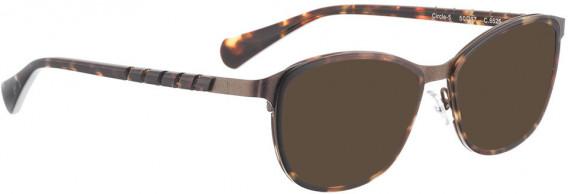 BELLINGER CIRCLE-5 sunglasses in Purple Tortoise