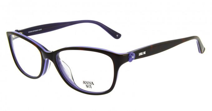 Anna Sui AS610 Glasses in Demi