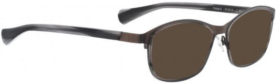 BELLINGER CIRCLE-2 sunglasses in Purple