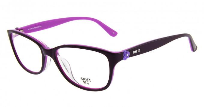 Anna Sui AS610 Glasses in Purple