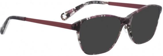 BELLINGER CAPRI sunglasses in Grey Pattern