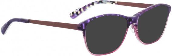 BELLINGER CAPRI sunglasses in Purple Pattern