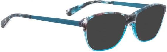 BELLINGER CAPRI sunglasses in Blue