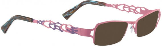BELLINGER CAMOUFLAGE-2 sunglasses in Pink
