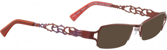 BELLINGER CAMOUFLAGE-2 sunglasses in Shiny Red