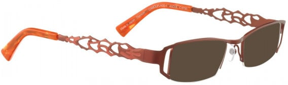 BELLINGER CAMOUFLAGE-1 sunglasses in Copper