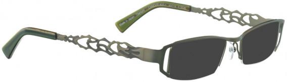 BELLINGER CAMOUFLAGE-1 sunglasses in Olive Green
