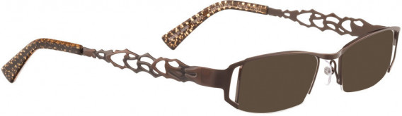 BELLINGER CAMOUFLAGE-1 sunglasses in Shiny Brown