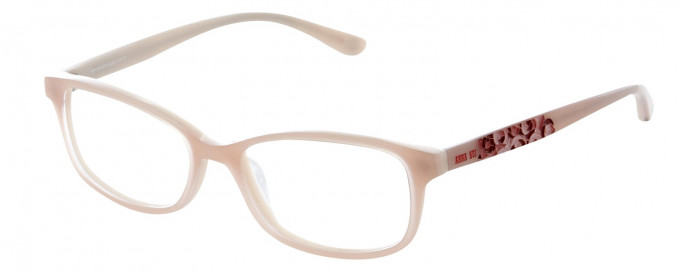 Anna Sui AS612 Glasses in Pink