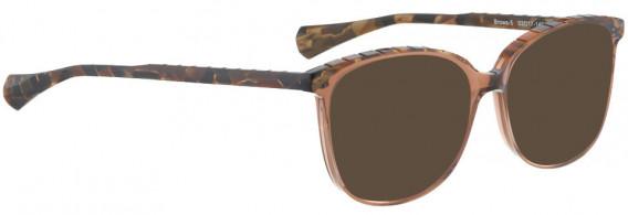 BELLINGER BROWS-5 sunglasses in Brown Pattern
