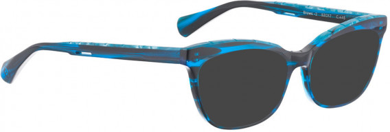 BELLINGER BROWS-2 sunglasses in Dark Blue