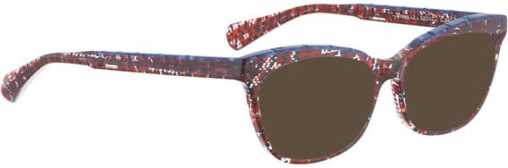 BELLINGER BROWS-2 sunglasses in Red Pattern