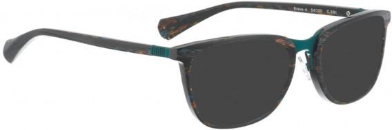 BELLINGER BRAVE-4 sunglasses in Multi Color Pattern