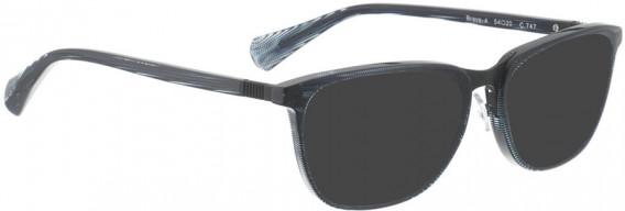 BELLINGER BRAVE-4 sunglasses in Grey Pattern