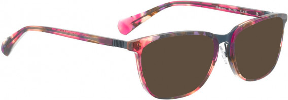BELLINGER BRAVE-4 sunglasses in Purple/Pink Pattern