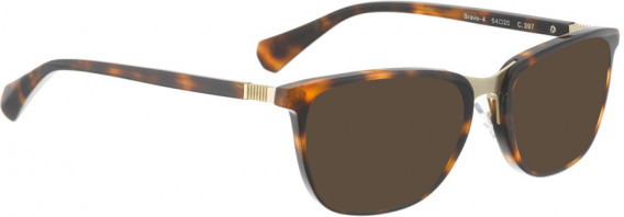 BELLINGER BRAVE-4 sunglasses in Brown Pattern