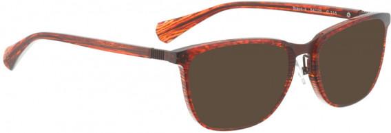 BELLINGER BRAVE-4 sunglasses in Red Pattern