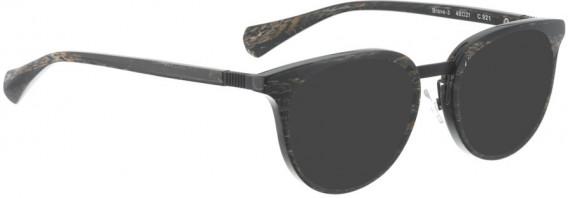 BELLINGER BRAVE-3 sunglasses in Black Pattern
