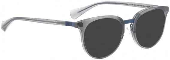 BELLINGER BRAVE-3 sunglasses in Grey Transparent