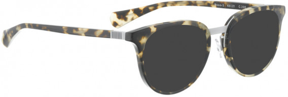 BELLINGER BRAVE-3 sunglasses in Brown Pattern