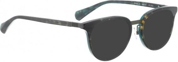 BELLINGER BRAVE-3 sunglasses in Brown/Blue