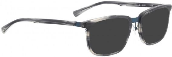 BELLINGER BRAVE-2 sunglasses in Grey/Blue