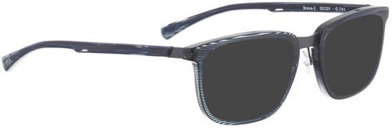 BELLINGER BRAVE-2 sunglasses in Grey Patten
