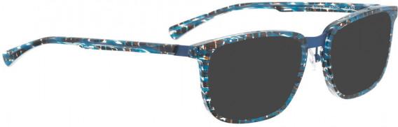 BELLINGER BRAVE-2 sunglasses in Blue Pattern