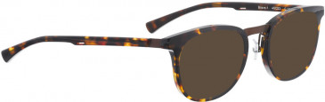 BELLINGER BRAVE-1 sunglasses in Grey Patten