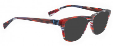 BELLINGER BOUNCE-20 sunglasses in Matt Grey Acetate Mix