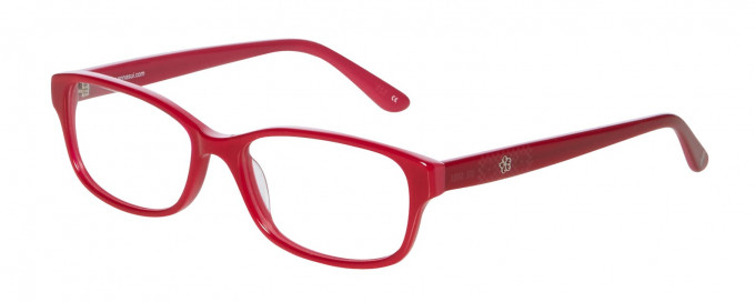 Anna Sui AS614 Glasses in Red