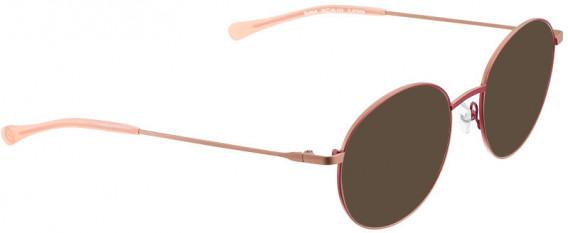 BELLINGER BOLD-8 sunglasses in Purple