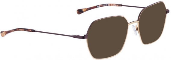 BELLINGER BOLD-7 sunglasses in Gold
