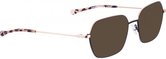 BELLINGER BOLD-7 sunglasses in Black