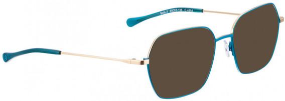 BELLINGER BOLD-7 sunglasses in Turquoise