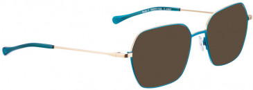 BELLINGER BOLD-7 sunglasses in Gold