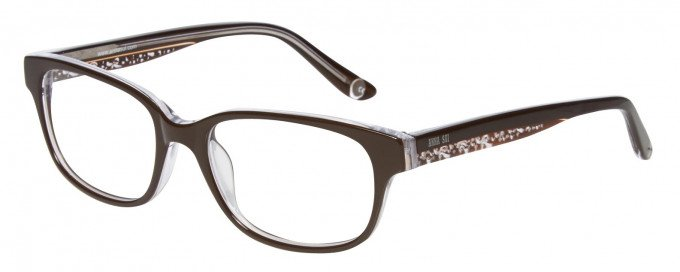Anna Sui AS615 Glasses in Brown