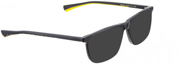 BELLINGER BLACKBIRD sunglasses in Black