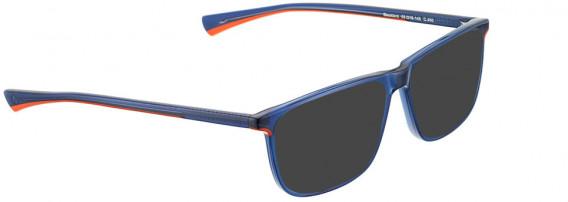 BELLINGER BLACKBIRD sunglasses in Blue Transparent
