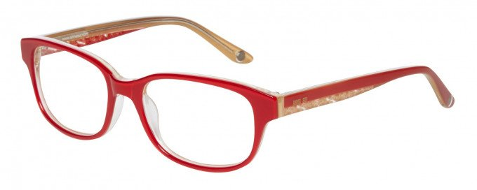 Anna Sui AS615 Glasses in Red