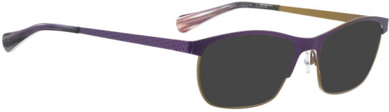 BELLINGER AURA sunglasses in Purple