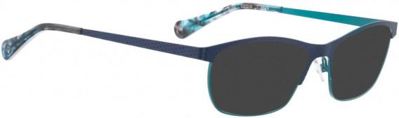 BELLINGER AURA sunglasses in Navy Blue