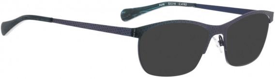 BELLINGER AURA sunglasses in Blue